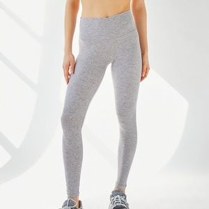TNA Heathered Atmosphere Ankle Leggings Stretch